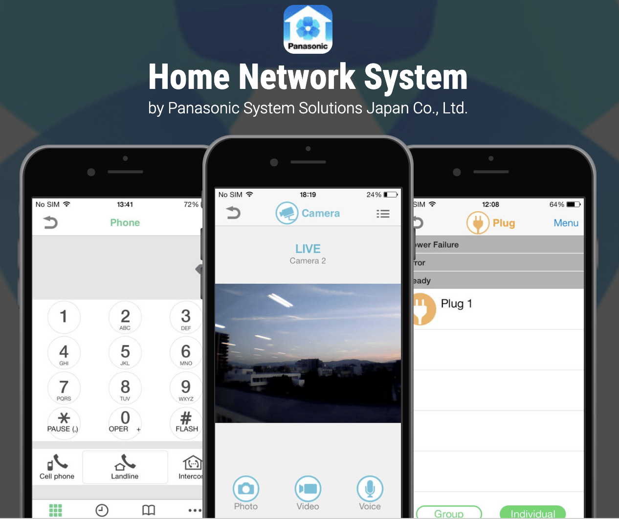 Home Network System